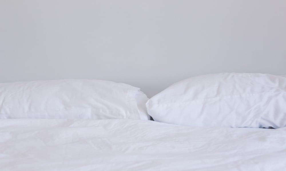 washing shredded memory foam pillow